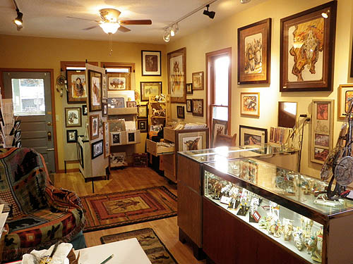 Visit Lynn Bean Sumpter Gallery in Sumpter, OR.