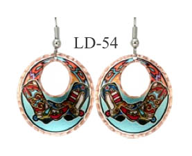 LYNN BEAN EARRINGS LD-54.