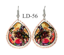 LYNN BEAN EARRINGS LD-56.