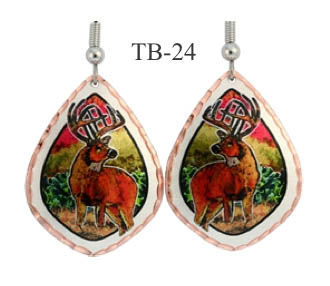 LYNN BEAN EARRINGS TB-24.