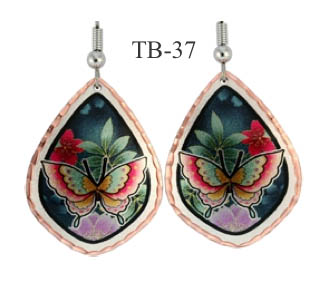 LYNN BEAN EARRINGS TB-37.