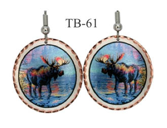 LYNN BEAN EARRINGS TB-61.