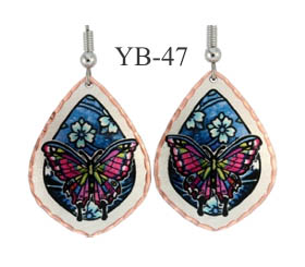 LYNN BEAN EARRINGS YB-47.