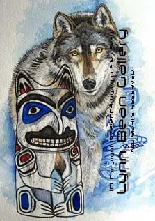 Totem Wolf.